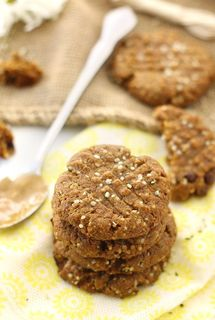 ALMOND BUTTER & HEMP HEART COOKIES