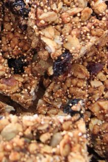 HEMP PROTEIN MUESLI BARS