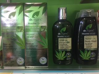 NEW IN STORE - Dr. Organic Hemp Bioactive Skincare Range with Hemp