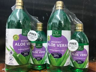 IN STORE SPECIAL -FREE 500ML WITH 1.25L ALOEVERA JUICE