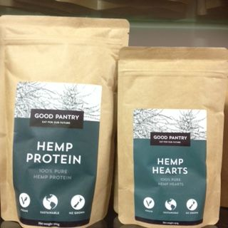 NEW IN STORE Hemp Hearts and Hemp Protein