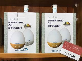 IN STORE SPECIAL - FREE DECONGESTANT OIL WITH ULTRA SONIC DIFFUSER