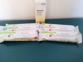 NEW IN STORE - Keto Bars and Ketostix