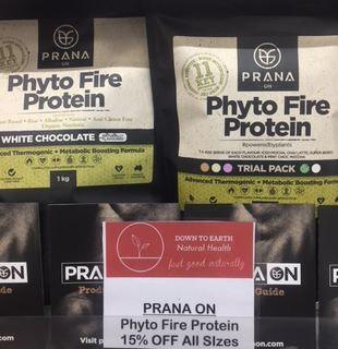 IN STORE SPECIAL - 15% off PRANA ON Phyto Fire Protein