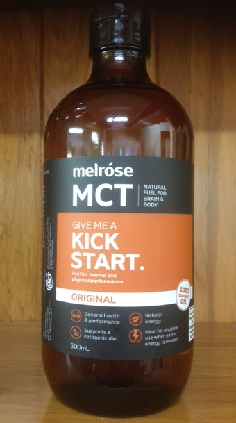 NEW IN STORE - Melrose MCT Oil