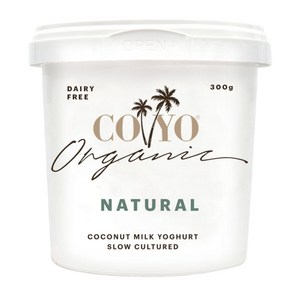 NEW IN STORE - COYO ORGANIC PROBIOTIC NATURAL